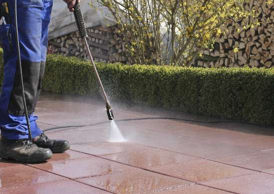 Pressure Wash Your Home Exterior