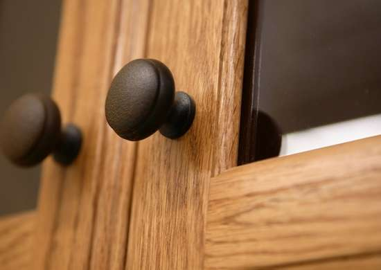 Swap Kitchen Cabinet Hardware