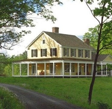 Connorhomes farmhouse style porches