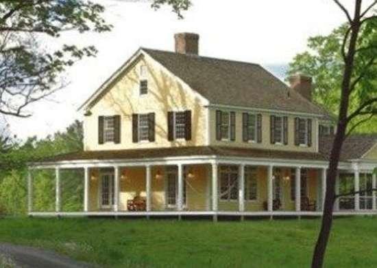 The Farmhouse Porch Bob Vila