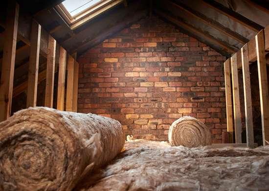 Insulation-attic