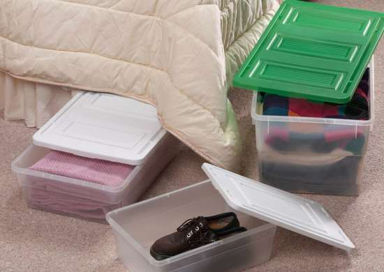 Under-bed-storage-containers