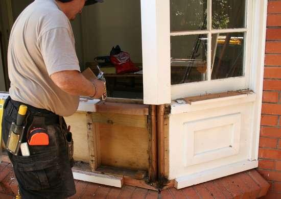 Replacing Windows and Exterior Doors