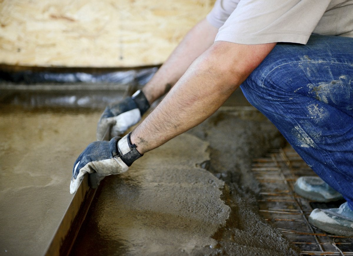 Concrete cement home improvement