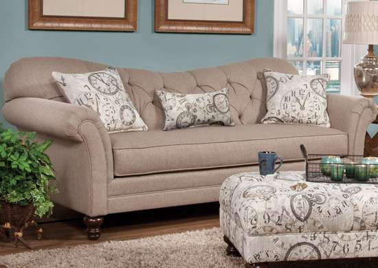 Upholstered-sofa