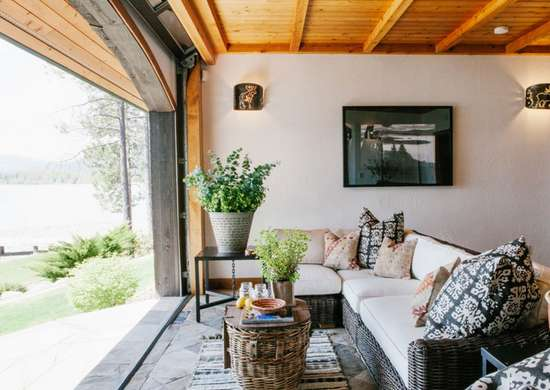 Make a Sunroom From a Garage