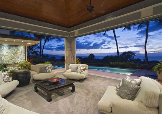 Tropical Beach Porch