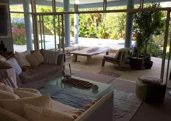 Indoor Beach Lounge
