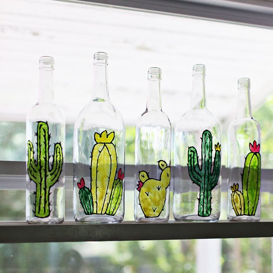 10 New Uses For Old Bottles