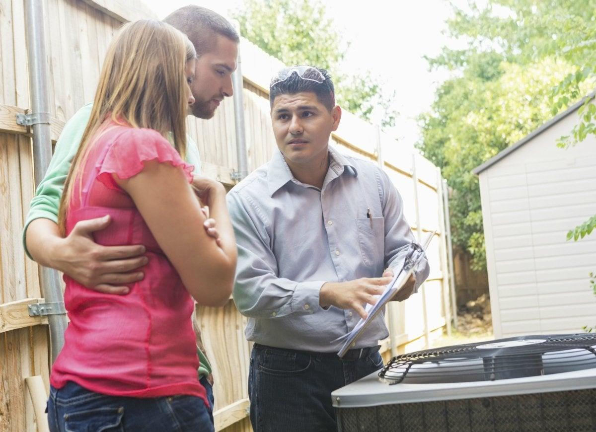 Home repairs fall