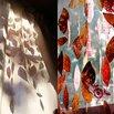 DIY Leaves from Plastic Bags