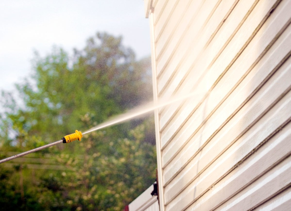 Pressure Wash Your Exterior Siding Maintenance Checklist 14 Mistakes Homeowners Make Every