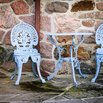 Store patio furniture in fall and winter