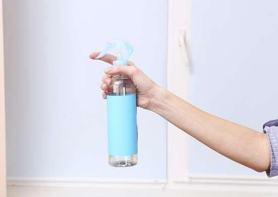 Rubbing alcohol air freshener