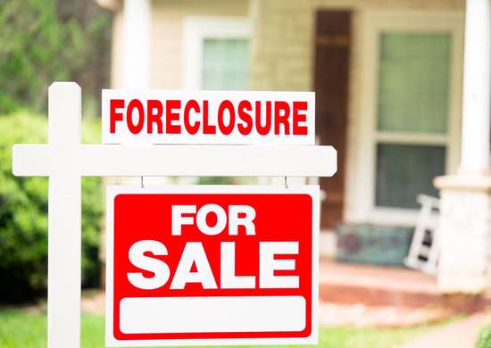 Accidentally Buying a Foreclosure