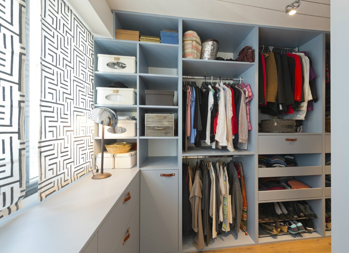 Walk-in-closet-storage-space