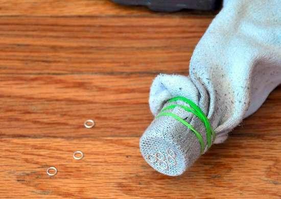 Sock-vacuum-hose