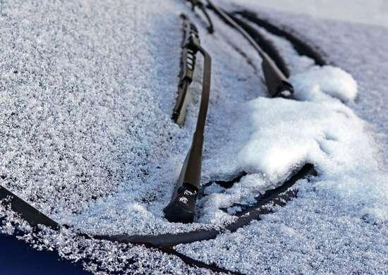 Snow-ice-car