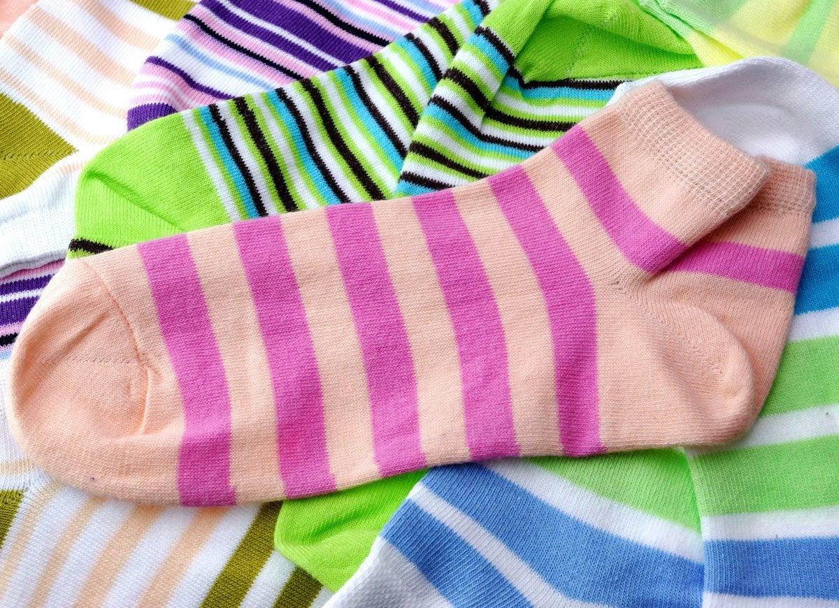 Sock-air-freshener