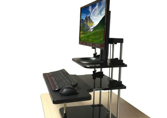 Sit-stand-converter