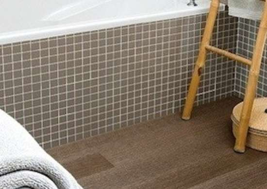 Greentalk cork bathroom flooring 2