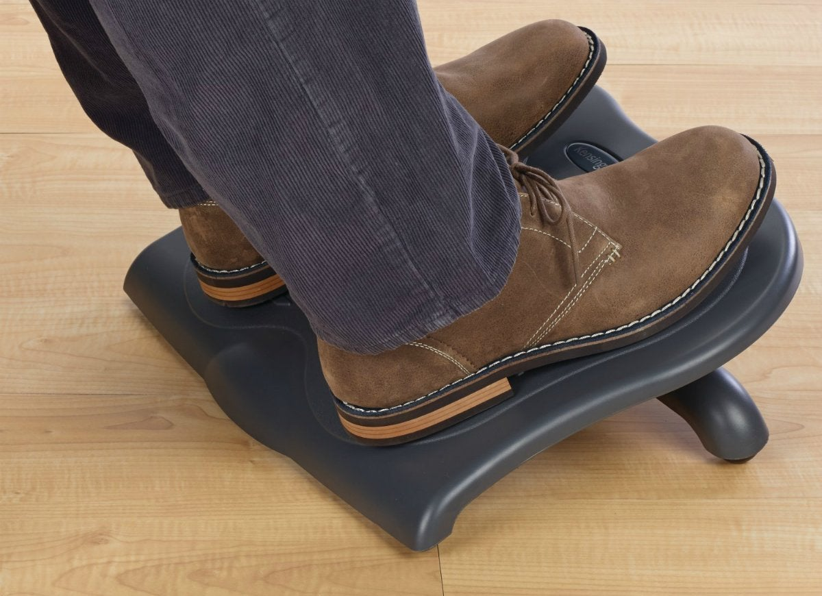 Kensington solesaver adjustable footrest