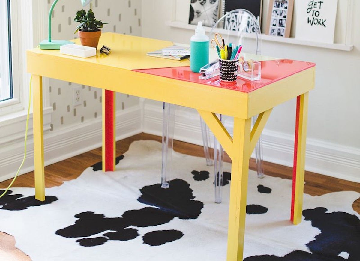 Refresh Furniture With Paint Cheap Home Projects 20 Under 20 Bob Vila