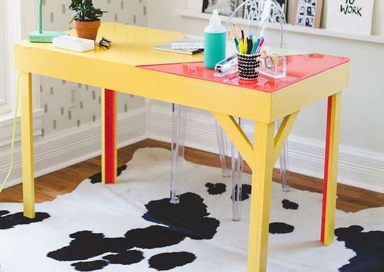 Refresh Furniture with Paint