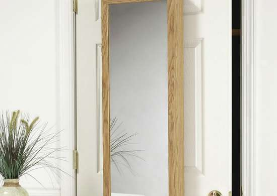 Add a Mirror to the Door