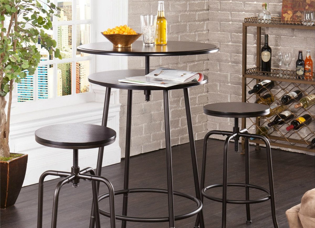 Adjustable_bar_table_for_kitchen