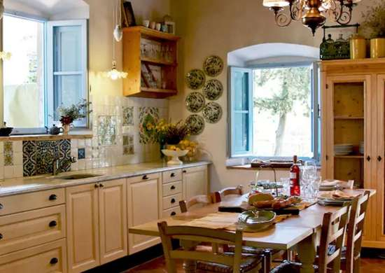 Tuscan-kitchen