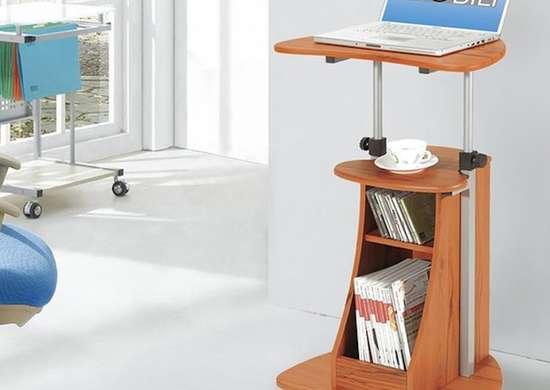Mini standing desk