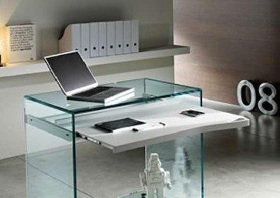 Glass Work Box
