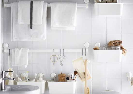 How to Add Storage to a Small Bathroom