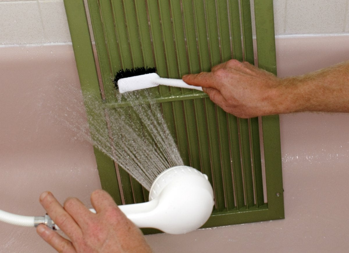 Improve bathroom ventilation