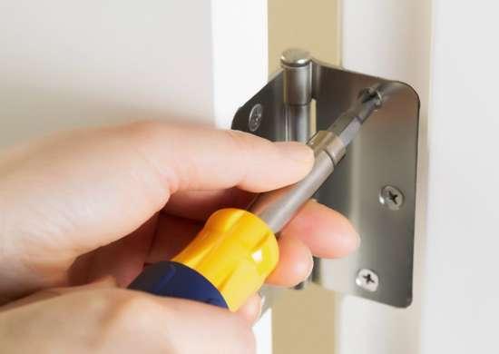 Vaseline to Fix a Squeaky Door