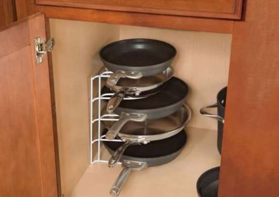 Kitchen Cabinet Organizers - 11 Free DIY Ideas - Bob Vila