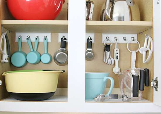 Organizational Hooks in the Cabinet