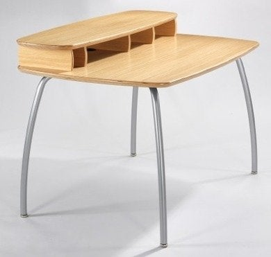 Newhomedesigndecorating.com modern eco friendly desks from knu