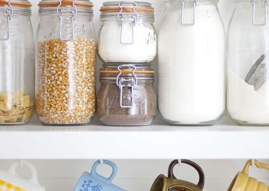 Pantry Storage Jars