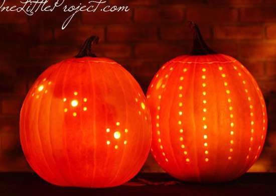 Pumpkin-drill