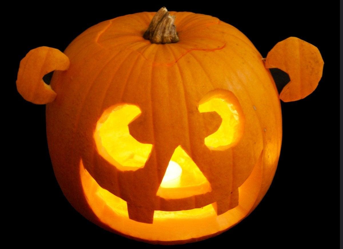 Use Scrap Pumpkin Pieces Dont Let Your Carving