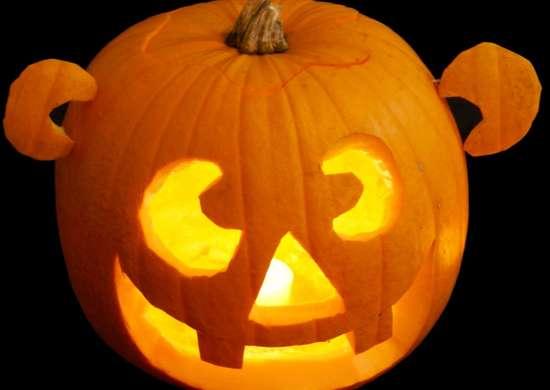Pumpkin scraps