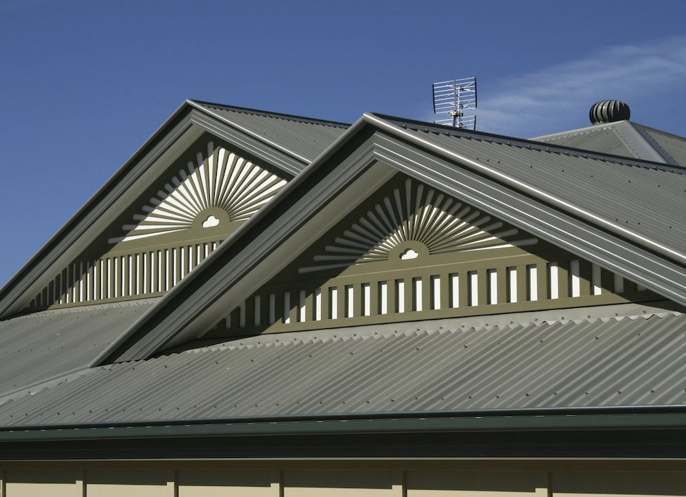 Roof gablet