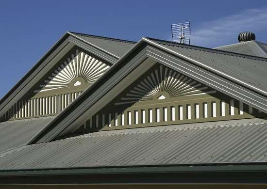 Roof gablet