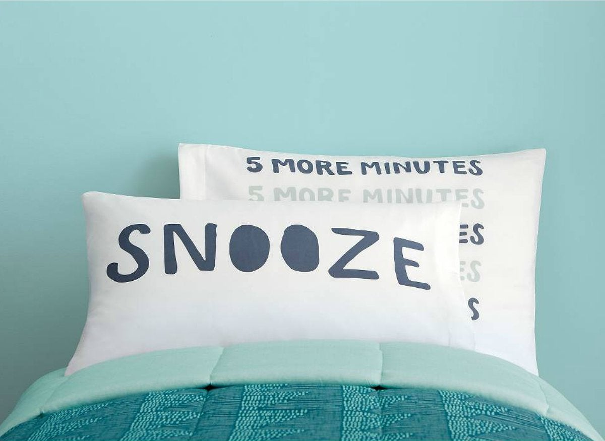 Cheeky pillowcases