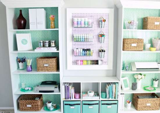 Craft Room and Home Office