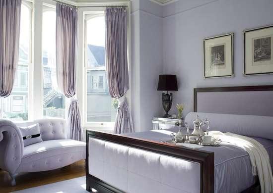 Purple Bedroom - JonaCollins.com