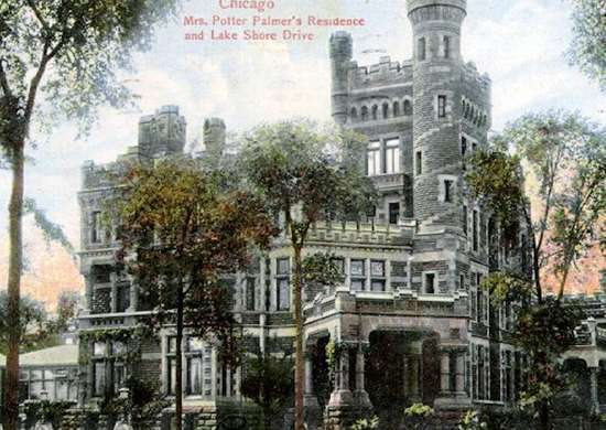 Palmer mansion