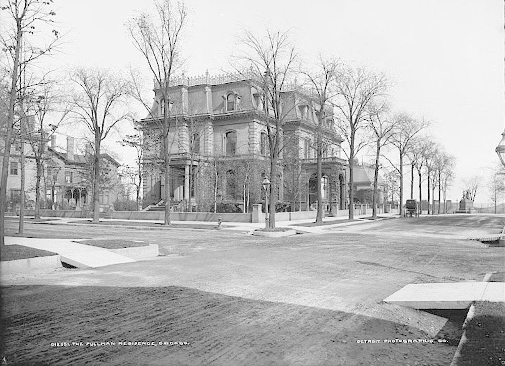 George pullman mansion